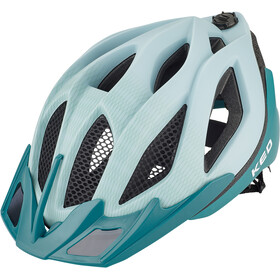 KED Spiri Two Helm light blue/green